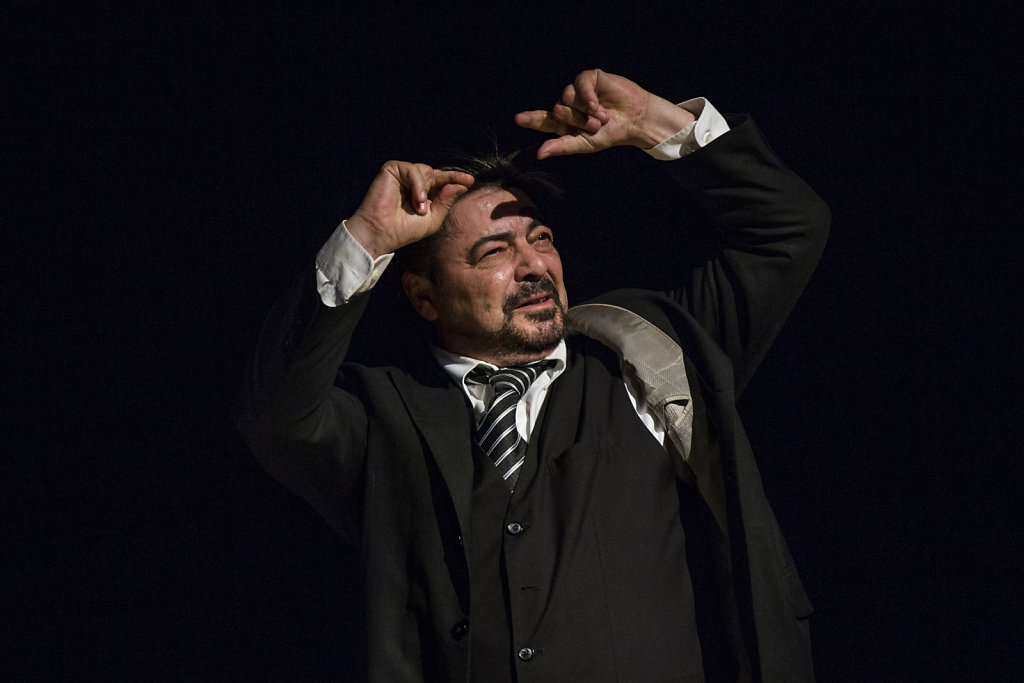 Antonio Canales, 2016
