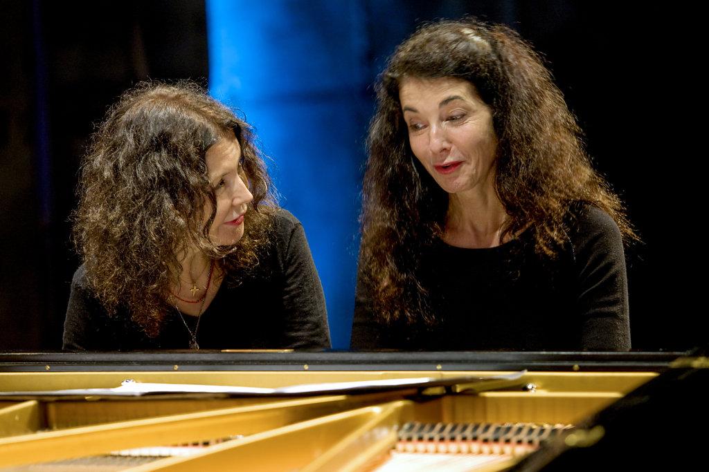 Katia + Marielle Labèque, 2008
